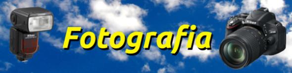 Banner corso di fotografia